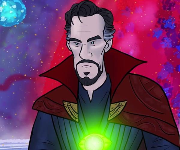 How Doctor Strange Should've Ended