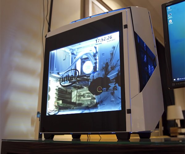 iBuypower Snowblind PC
