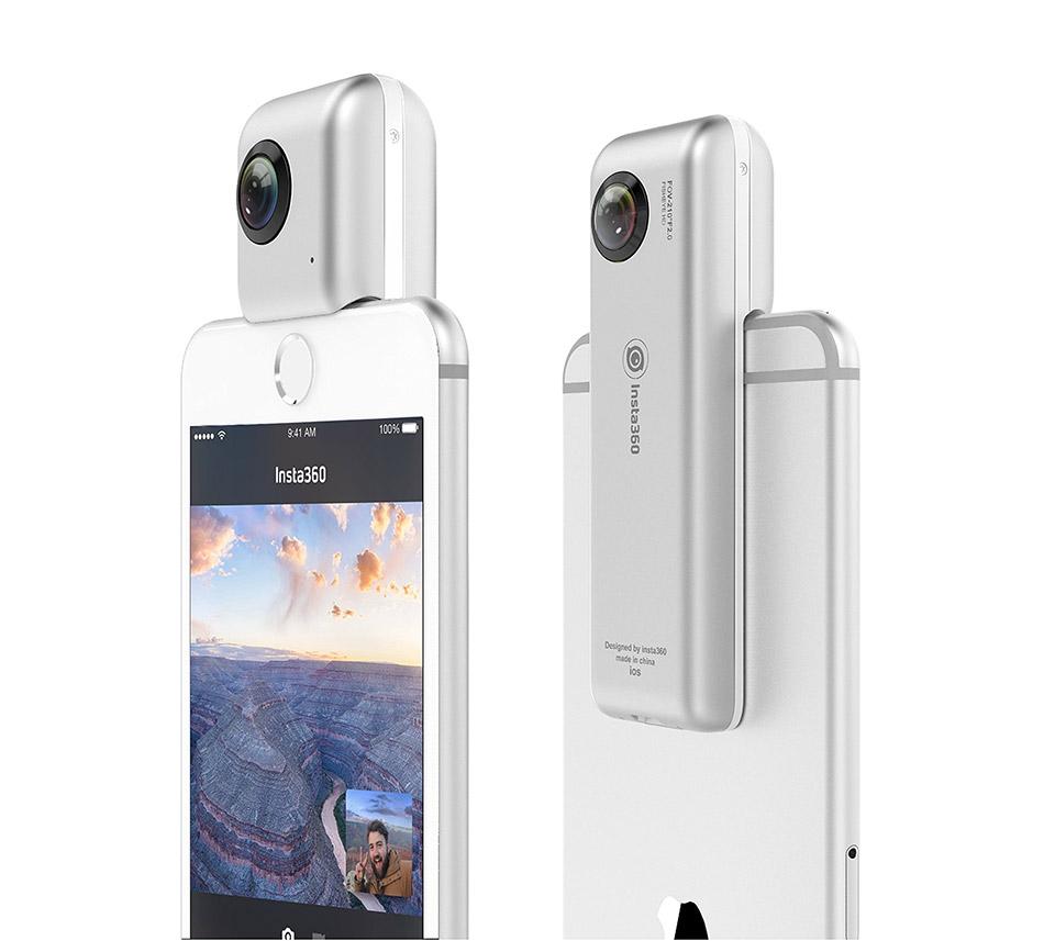 Insta360 Nano iPhone VR Camera