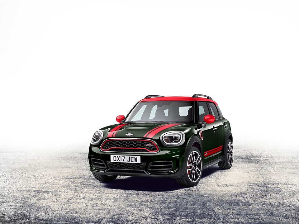 2018 MINI JCW Countryman