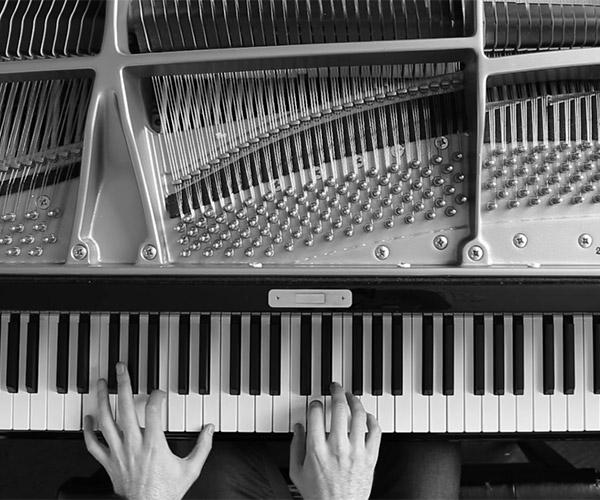 Radiohead Piano Covers