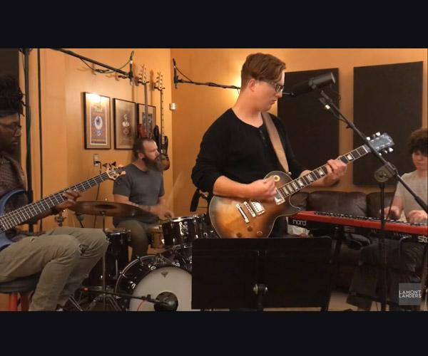 Lamont Landers: Funk Medley