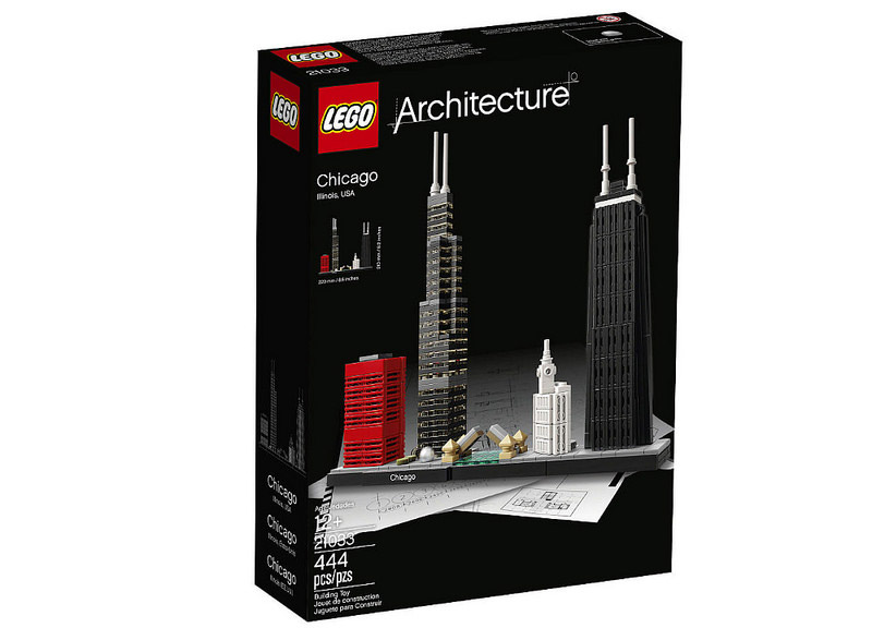 2017 LEGO Architecture Cities