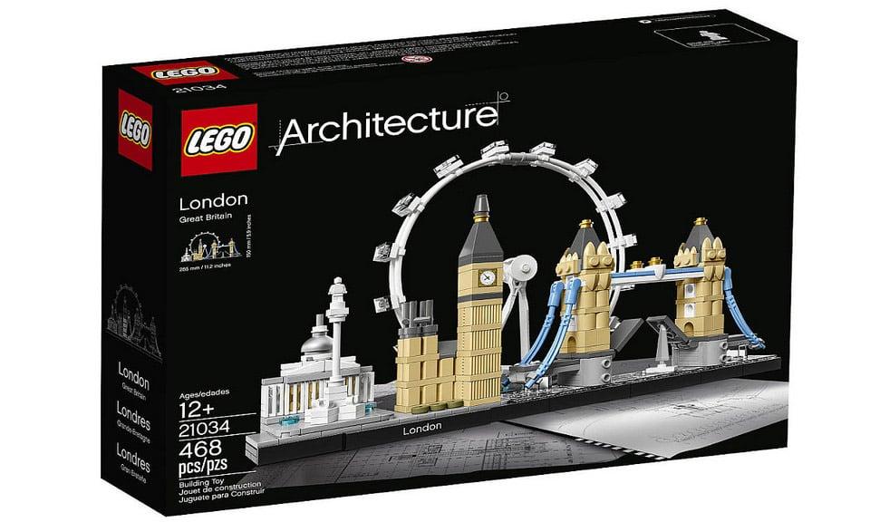 2017 LEGO Architecture Cities