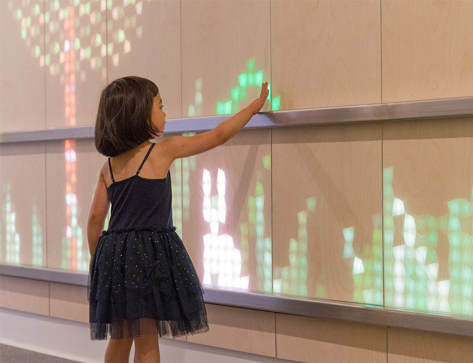 LUMES Lighted Wall Panels