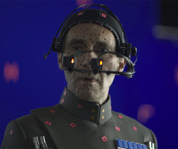 Rogue One's Digital Actors