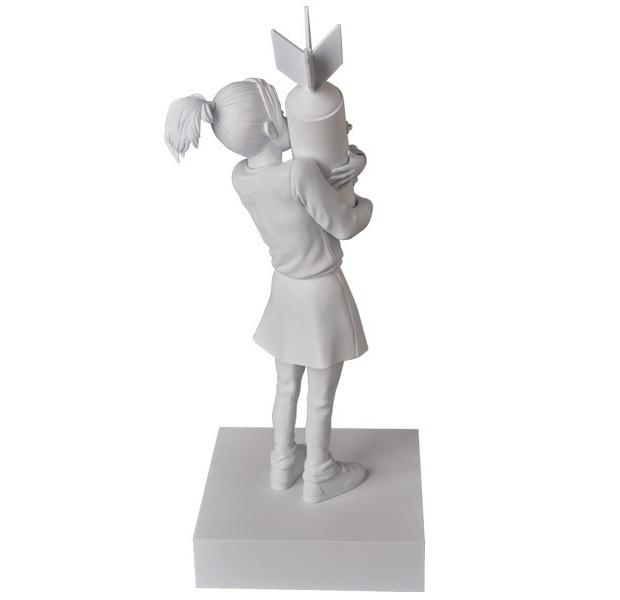 Medicom Banksy Bomb Hugger Figurine