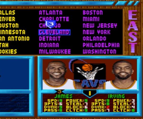 NBA Jam 2K17