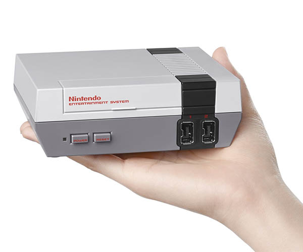 Nintendo Classic Mini Giveaway