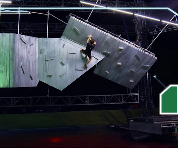 Ultimate Beastmaster (Trailer)