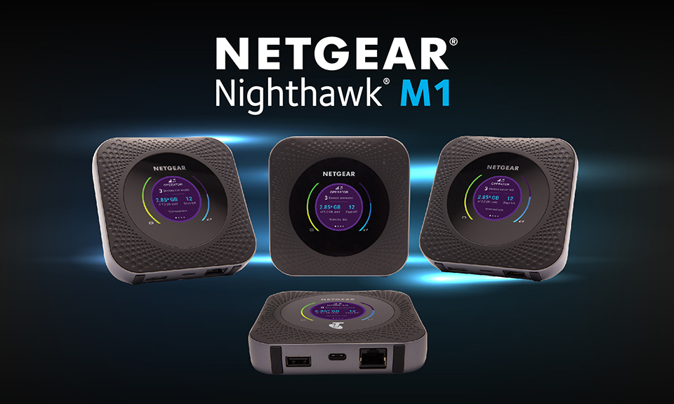 Nighthawk M1 Mobile Router