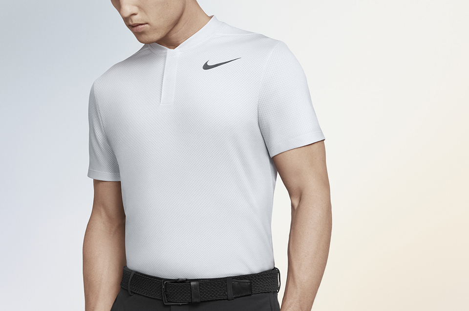 Nike AeroReact Golf Polo