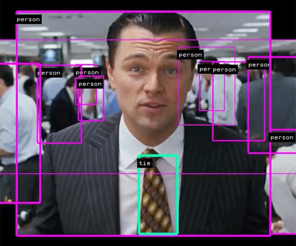 Computer Watches a Movie Trailer