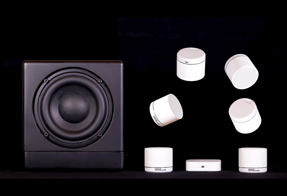 ONEmicro Wireless Surround System
