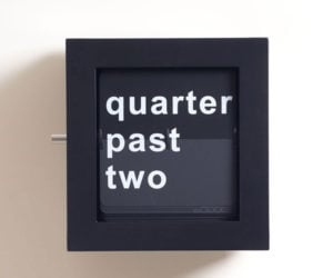 Quarter Word Clock