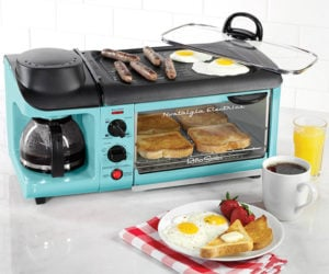 Jumbo Breakfast Station