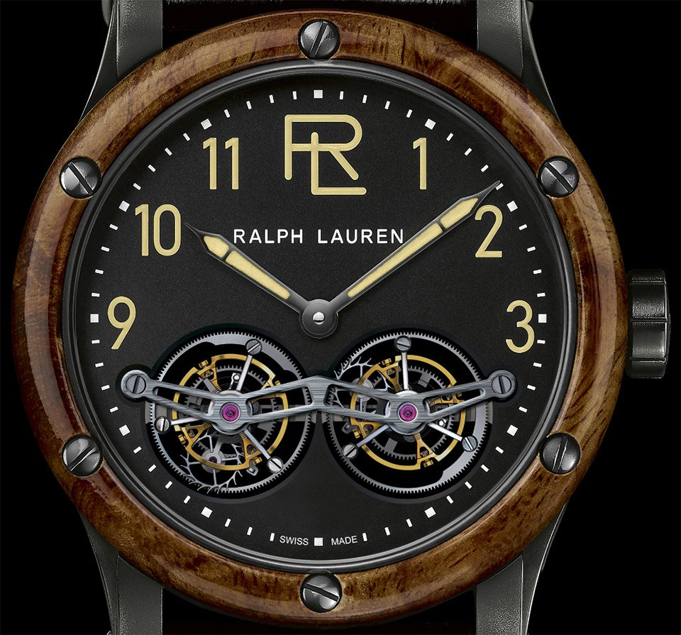RL Automotive Tourbillon Watches