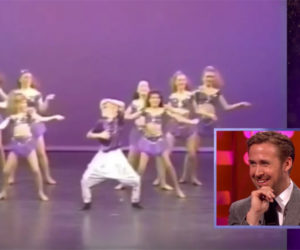 Ryan Gosling was a Dancer