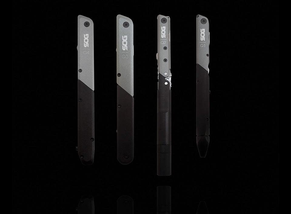 SOG Baton Multi-tools