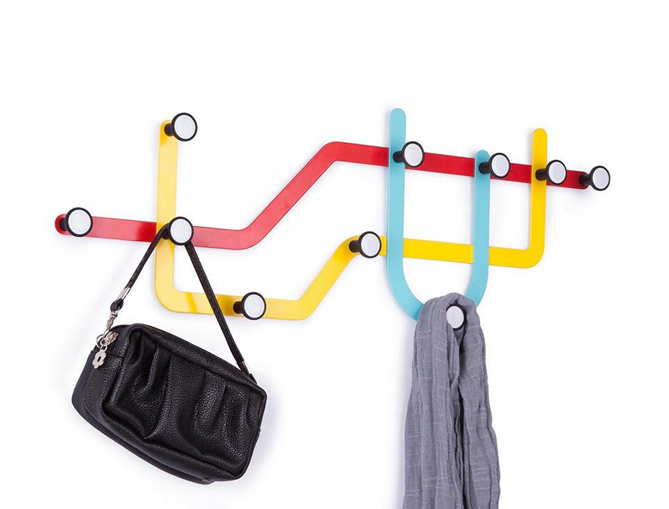 Subway Multi Hook