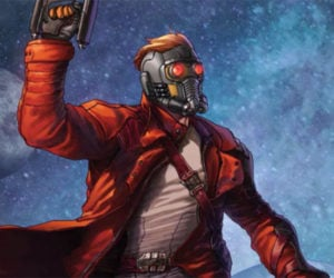 The Dark Side of Star-Lord