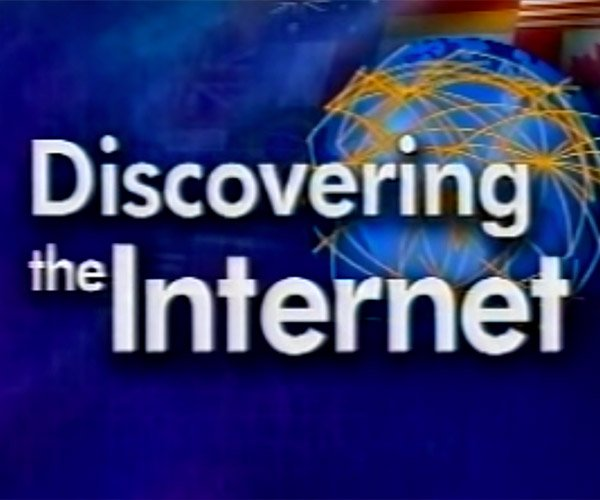 The Internet in 1996