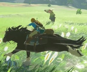 Zelda: Breath of the Wild (Trailer 2)