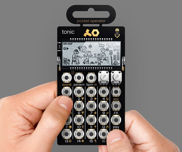 PO-32 Tonic Drum Machine