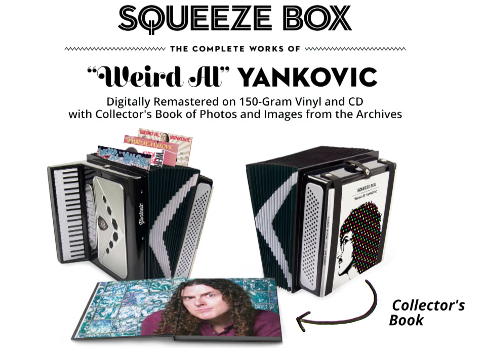 Weird Al: Squeeze Box