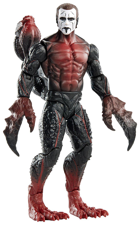 WWE Mutants Action Figures