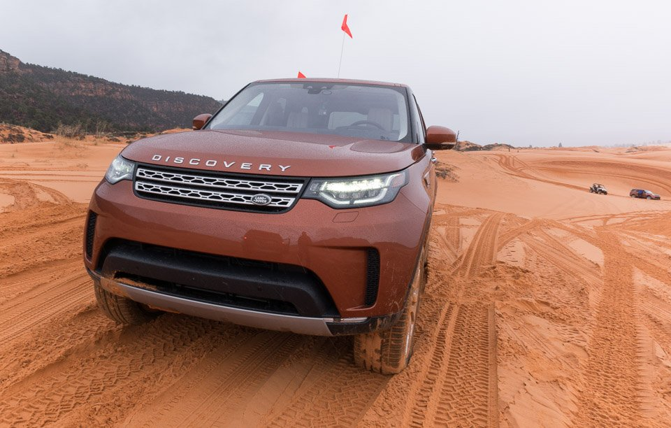 Driven: 2017 Land Rover Discovery