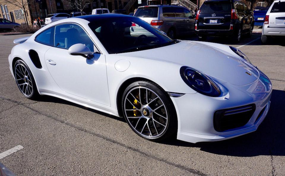 Driven: Porsche 911 Turbo S