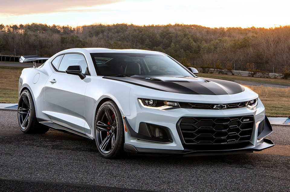 2018 Camaro Zl1 1le The Awesomer