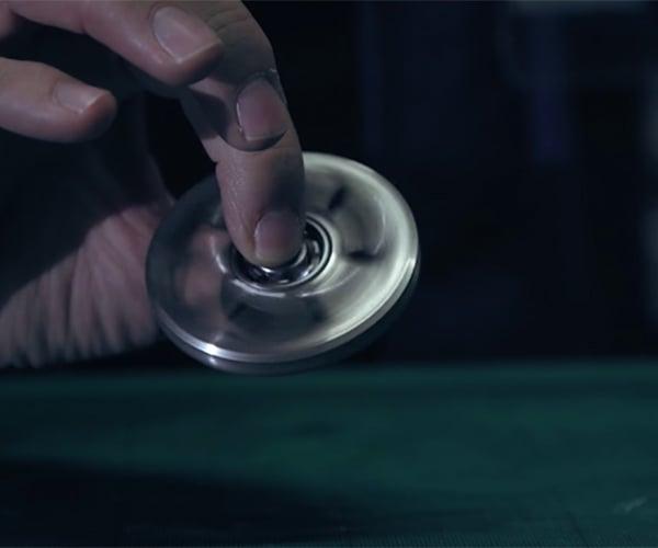 99,999 RPM Fidget Spinner