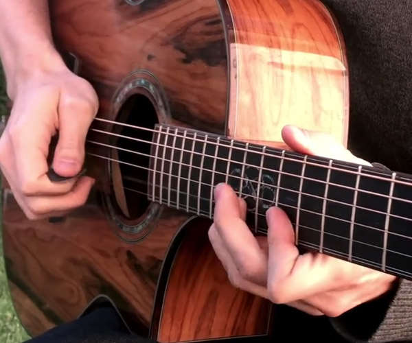 Acoustician: Comfortably Numb