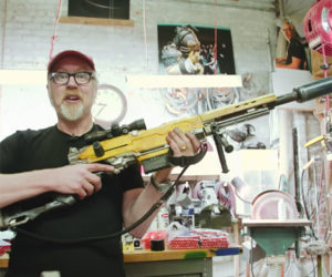 Adam Savage's Custom NERF Rifle