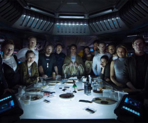 Alien: Covenant – Last Supper