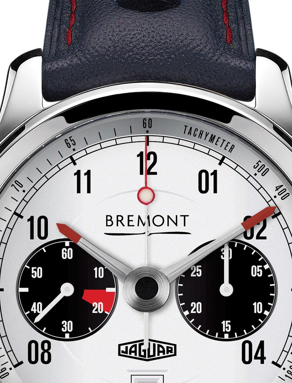 Bremont x Jaguar MKII