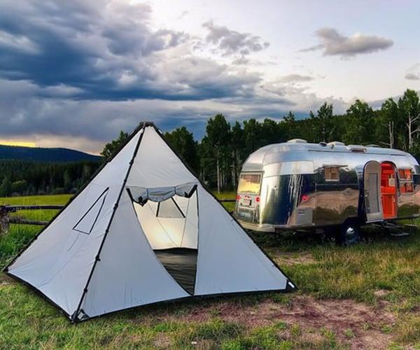 Buffalo Tents