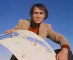 Carl Sagan: The Earth Is Round