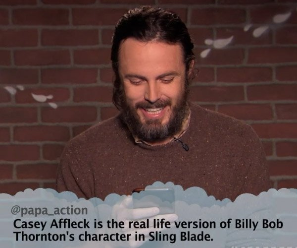 Celebrity Mean Tweets: Oscars Edition