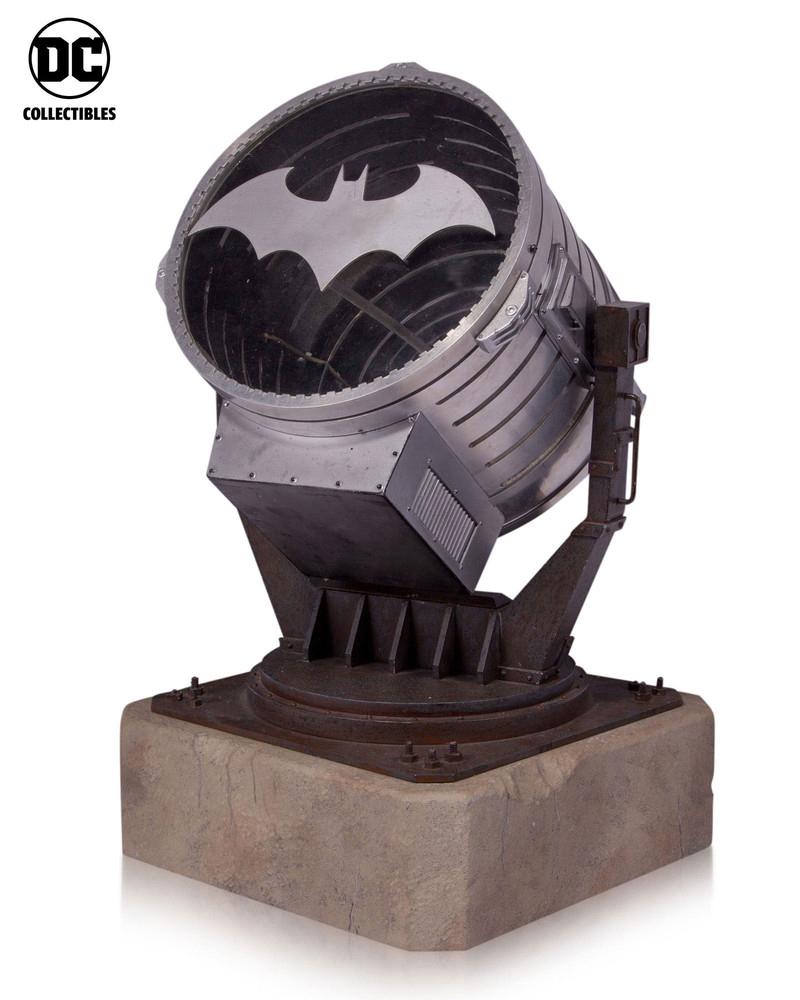 Bat-Signal Prop Nightlight