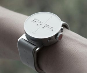 Dot Braille Smartwatch