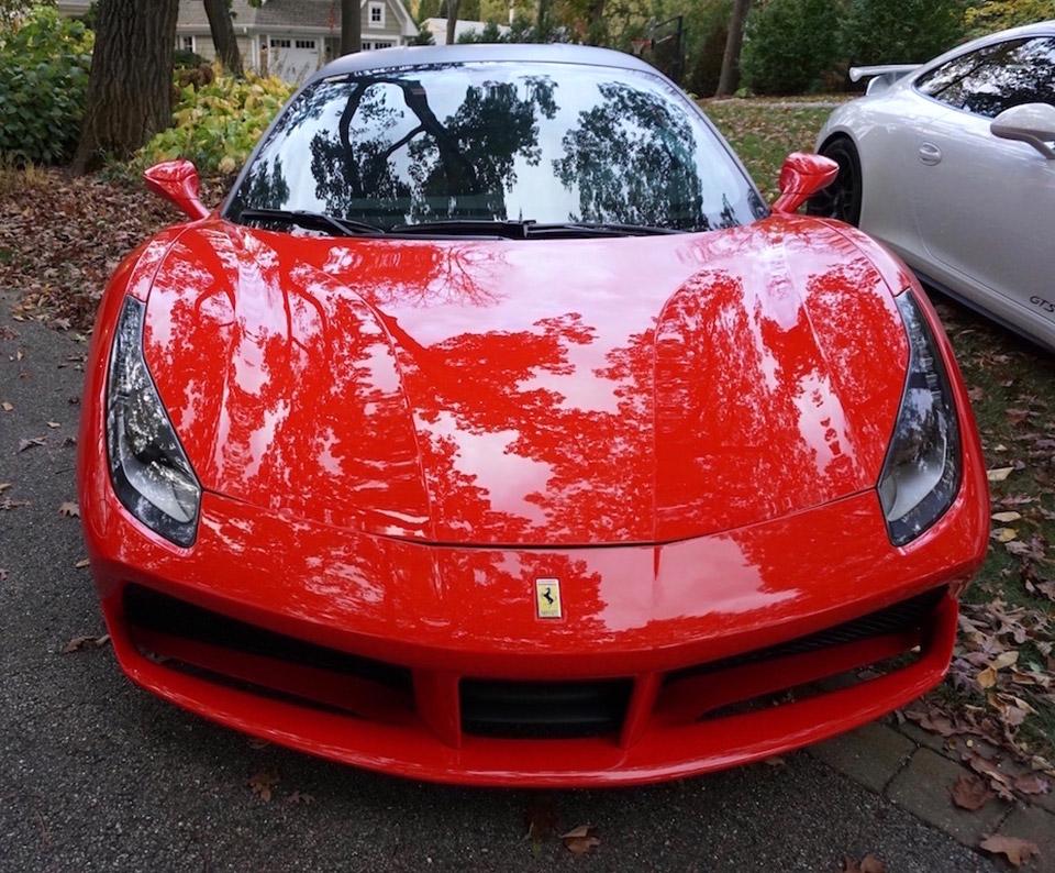 Driven: Ferrari 488 GTB