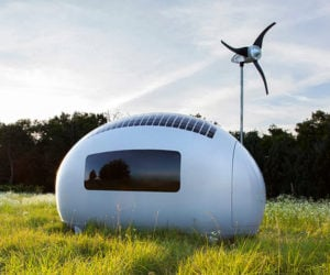 EcoCapsule Sustainable Home