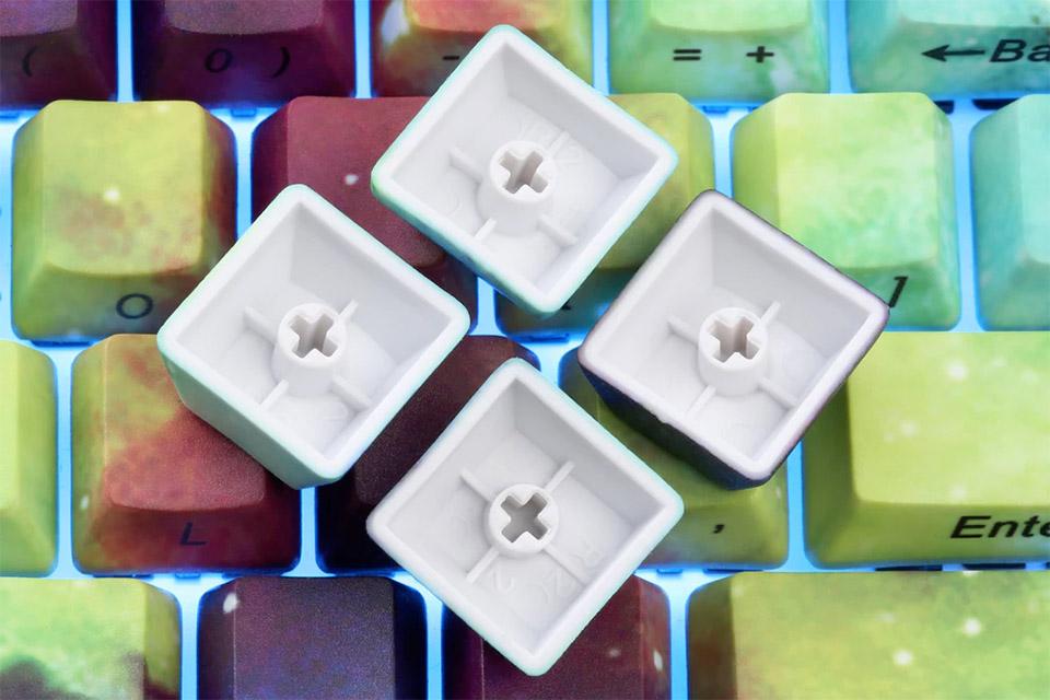 Galaxy Key Caps