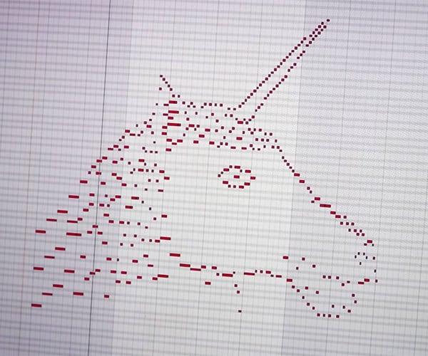 Glorious MIDI Unicorn