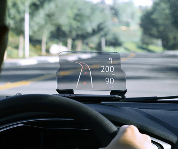 HUDWAY Glass Heads-Up Display