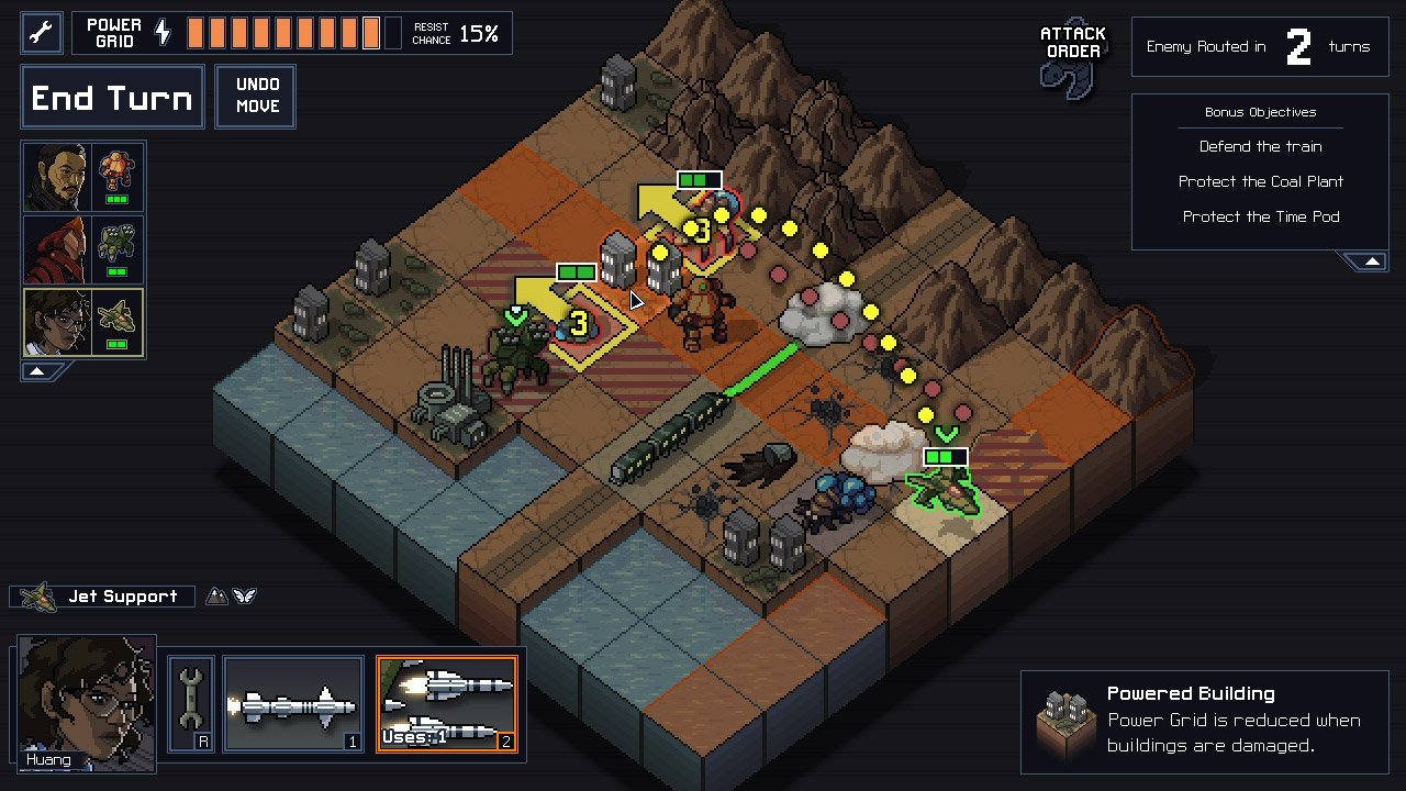Into the Breach (Trailer)