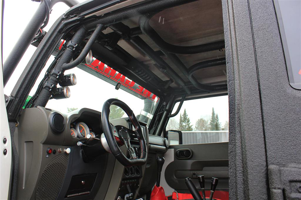 Jeep Wrangler Rattletrap